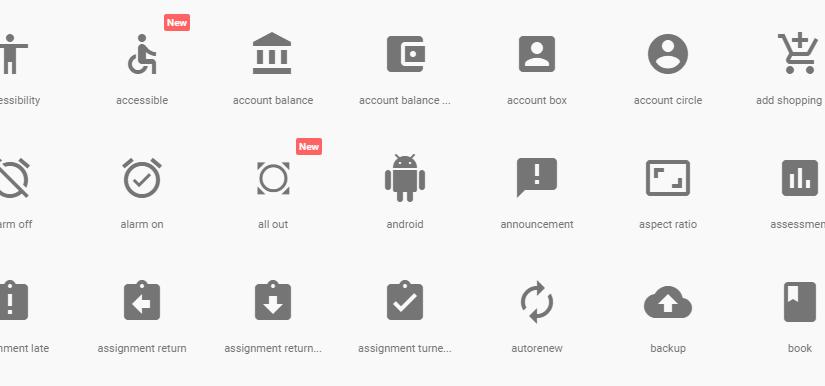 Иконки для сайта (1000+ штук)