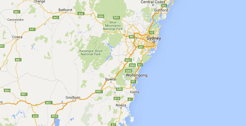 Установка Google Карты