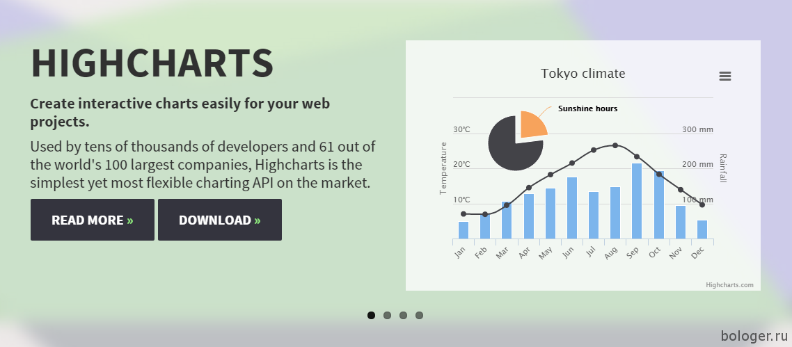 HighCharts JavaScript