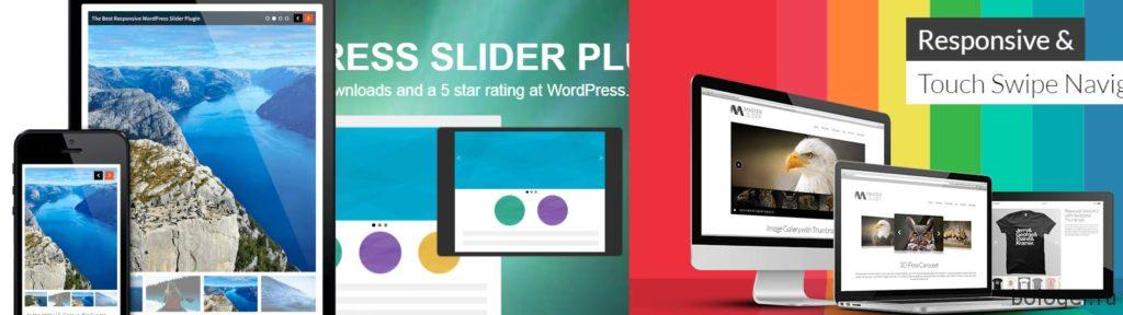Бесплатный слайдер для WordPress — подборка ТОП 11