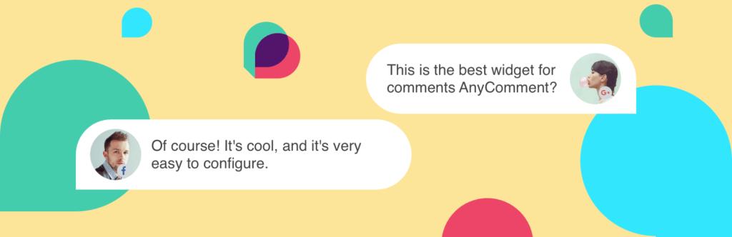 AnyComment - плагин комментариев для WordPress